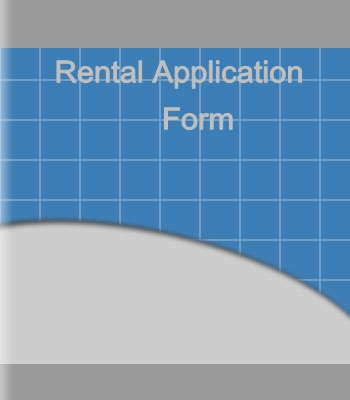 rental application icon